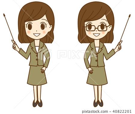 事業女性 商務女性 商界女性 40822201