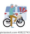 自行車聯絡事故例證 40822743