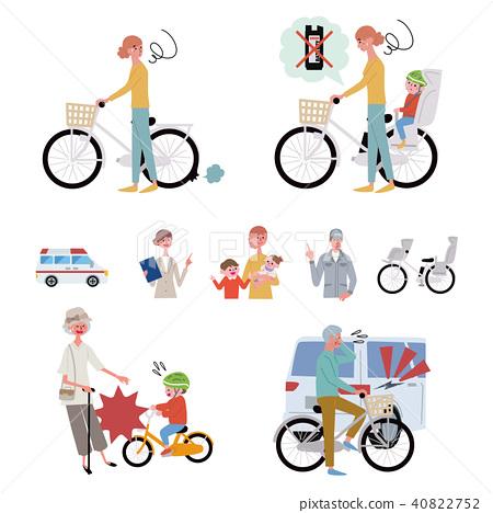 自行車生活事故例證集合 40822752