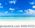 summer image blue 40824503