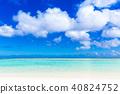 summer image blue 40824752