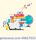 Illustration concept advertising creative agency 40827035