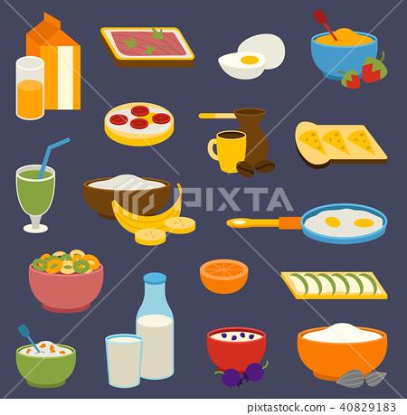 Food Background clipart - Food, transparent clip art