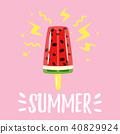 card, season, summer 40829924