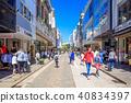 motomachi, yokohama, shopping strip 40834397