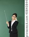 女老師形象 40840844