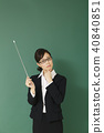女老師形象 40840851