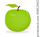 apple fruit icon 40852002