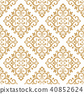 pattern vector ornament 40852624