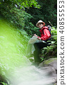 ผู้หญิงที่ปีนภูเขา 40855553