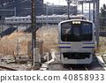 열차, 전차, 전철 40858933