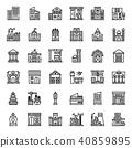 building icon 40859895