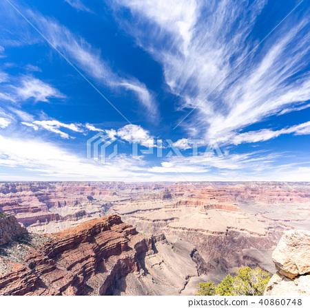 South rim of Grand Canyon 40860748