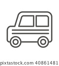 圖標 Icon 汽車 40861481