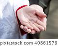 日本礼服结婚戒指 40861579