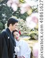 戶外 婚禮 結婚 40861627