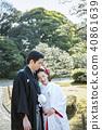 戶外 婚禮 結婚 40861639