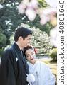 戶外 婚禮 結婚 40861640