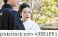 person, couple, bridal 40861691