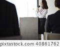 여성, 여자, 비즈니스 40861762