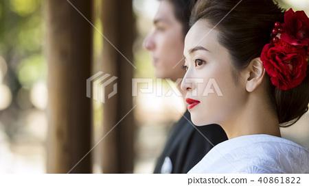 戶外 婚禮 結婚 40861822