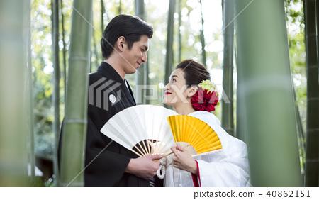 日式 婚礼 结婚 40862151