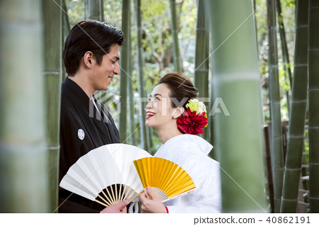 日式 婚礼 结婚 40862191