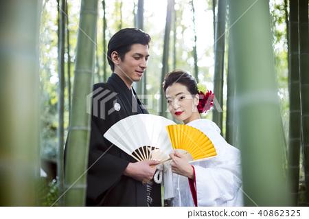 日式 婚礼 结婚 40862325