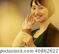 ไวน์ปาร์ตี้หญิง 40862622