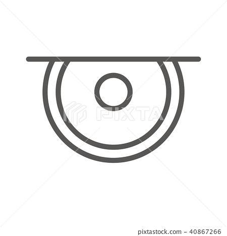 圖標系列(修身/灰色) 40867266