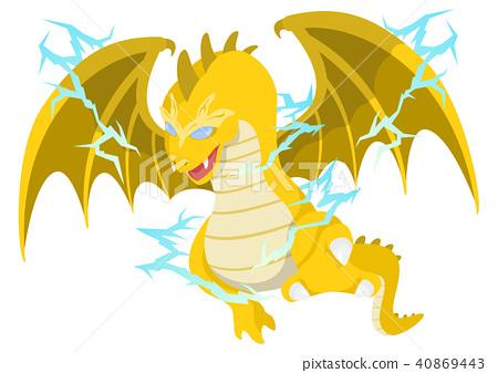 RPG Series Lightning Dragon 40869443