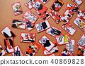 钞票 账单 卡片 40869828