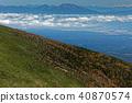 타케 연봉 · 横岳에서 보는 아사 마산 40870574
