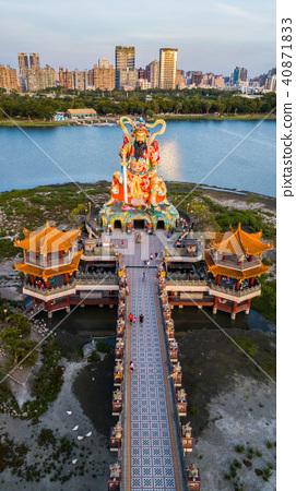 台灣高雄左營蓮池潭Asia Taiwan Kaohsiung Lake 40871833