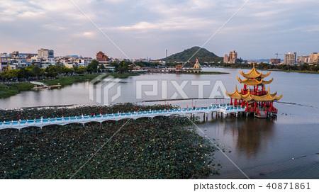 台灣高雄左營蓮池潭Asia Taiwan Kaohsiung Lake 40871861