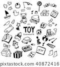 Toy Illustration Pack 40872416