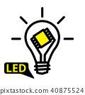 led, lamp, bulb 40875524