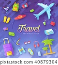 holiday, baggage, luggage 40879304