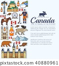 Country Canada travel vacation guide of goods 40880961