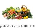 水果 蔬菜 裝配 40886110