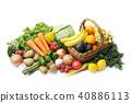 水果 蔬菜 裝配 40886113