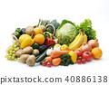 水果 蔬菜 裝配 40886138