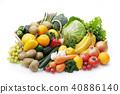 水果 蔬菜 裝配 40886140