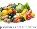水果 蔬菜 裝配 40886147
