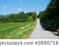 풍경, 경치, 시골 40886758