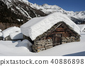 snowy,snow,village 40886898