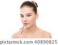 lipstick, female, face 40890825