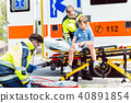 emergency, doctor, accident 40891854