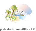 海 海邊 海灘 40895331