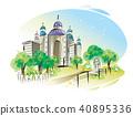 建築,插圖 40895336